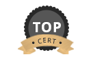 Mike Ncube Top Cert Badge