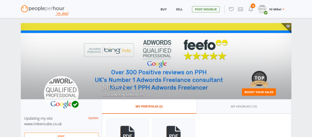 What's An Average Hourly Rate For A PPC Freelancer? - Google