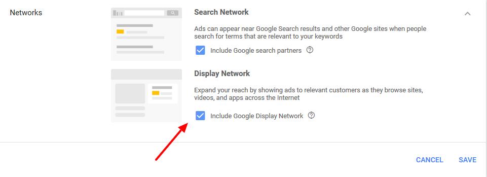 Display Network