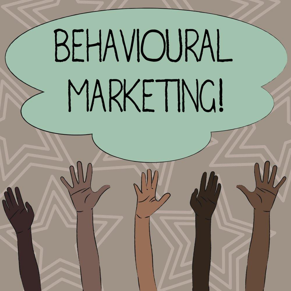 Behavioural Marketing