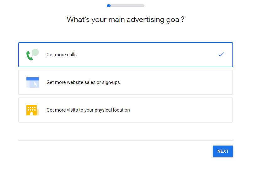 Google Smart Campaign