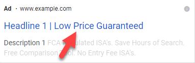 Warranties or guarantees